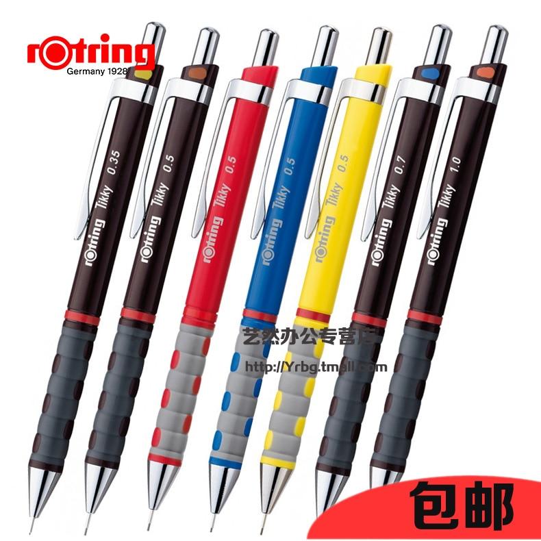 Rotring tikky comfortable mechanical pencil 4pcs/lot