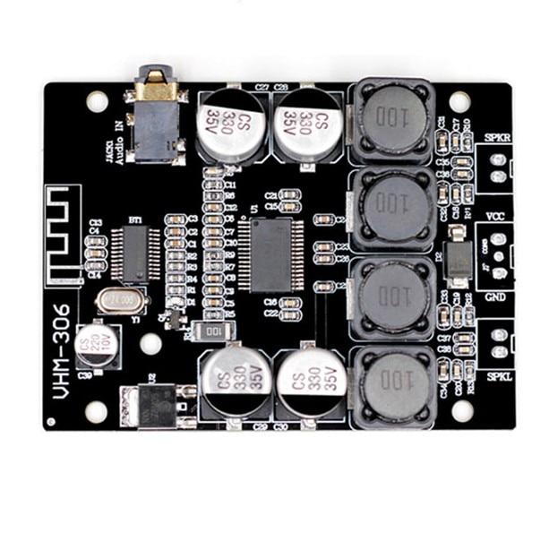 TPA3118 2x30W 8-26V DC audio estéreo Bluetooth Digital placa amplificadora de potencia para amplificadores D3-001