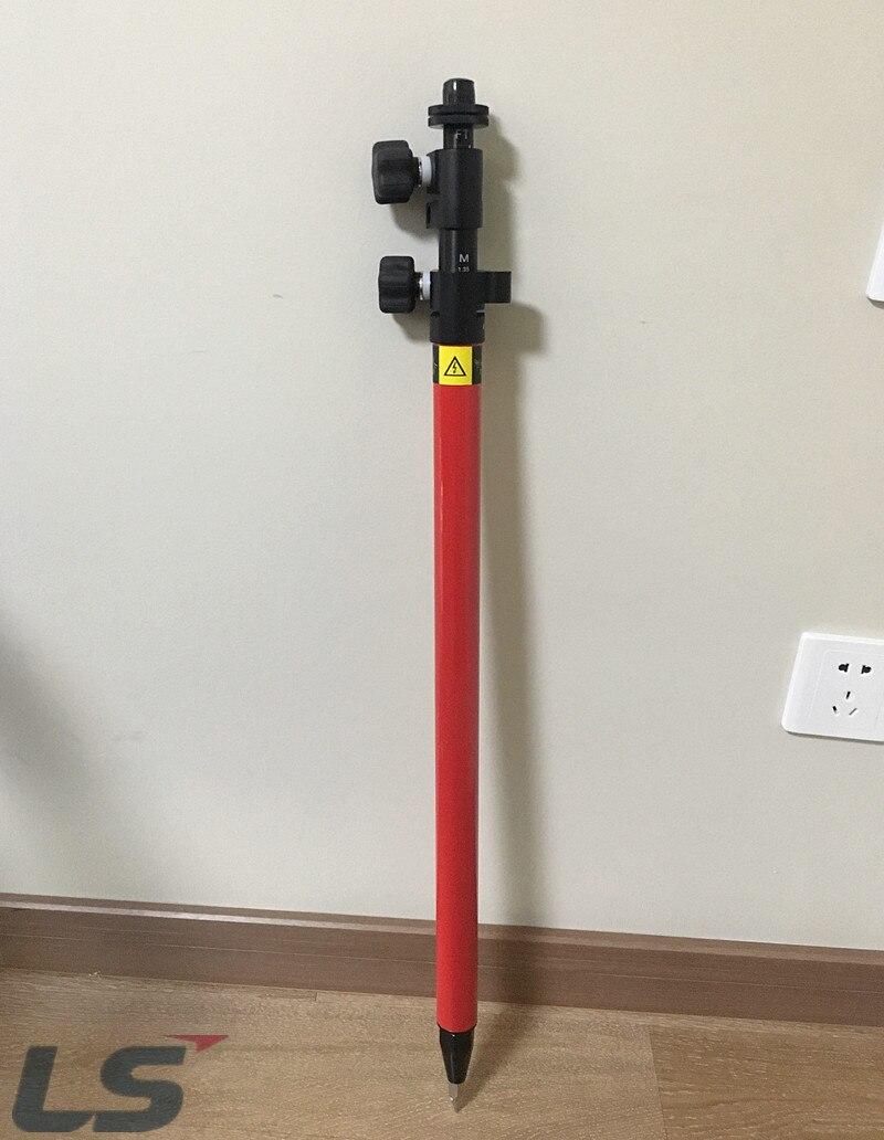 high quality 1.8M length AdiPro Aluminum Mini Prism Pole for Topcon Trimble sokkia nikon surveying prism5.9 Foot Knob Lock Seco