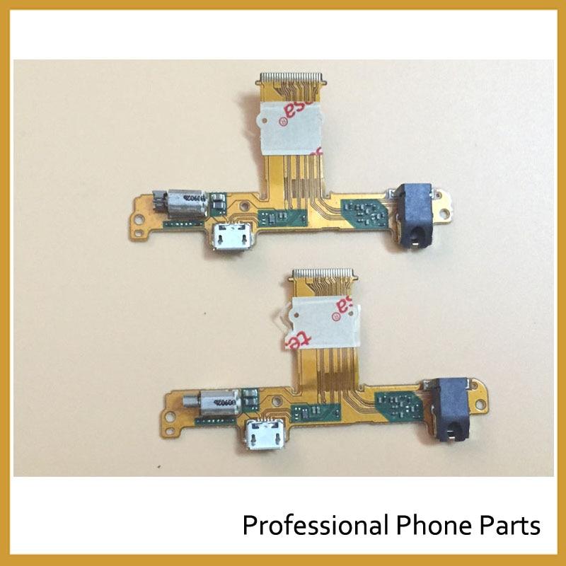 Puerto de carga S10-231u cintas de partes de reemplazo para Huawei Mediapad 10 Link S10-231 Micro cargador USB con cable flexible
