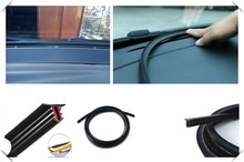 Car shape rubber instrument panel seal strip soundproof and dustproof for Land Rover RangeHSE SC Sports version Freelander 2