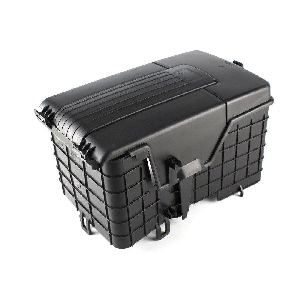 Oem preto lado vw bateria bandeja guarnição capa conjuntos para vw volkswagen jetta passat b6 b7 cc golf tiguan 1kd 915 443 335 336