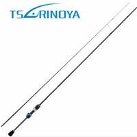TRUSINOYA DEXTERITY 1.89m Carbon Spinning Rod 2-6lb UL/Fast/2Sec FUJI Guide Ring Bass Lure Fishing Rods Pesca Fishing Stick Olta