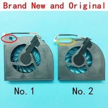 New laptop CPU cooling fan Cooler radiator Notebook for HP Pavilion HDX X16 X18 X16-1100 X18T-1000 X18-1100 X18-1205TX