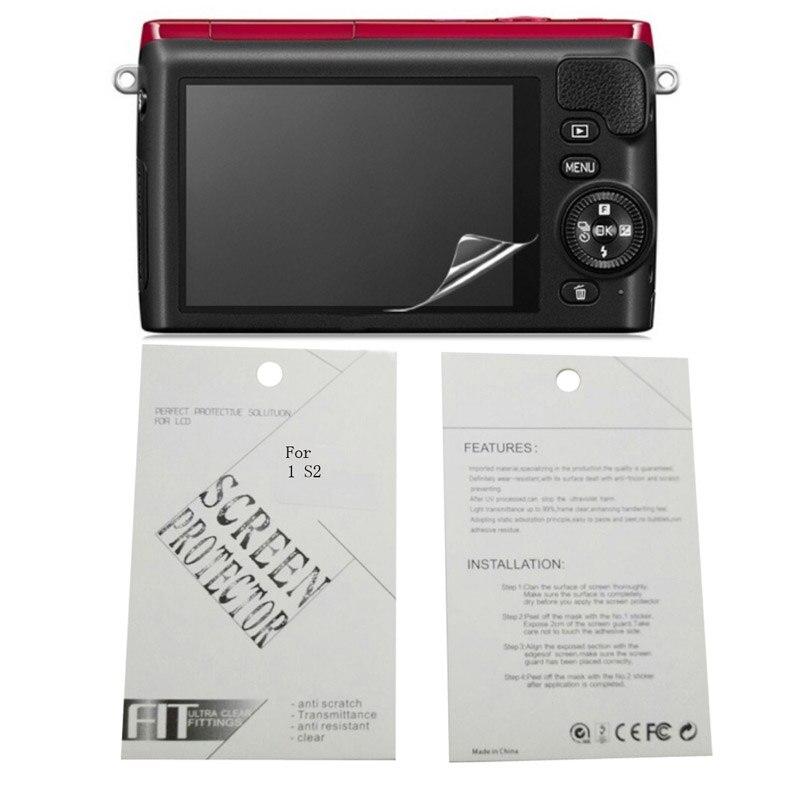 20 piezas nuevo CÁMARA DE PANTALLA película de protección para Nikon S1 S2 D4S D5 D300S W100 W300S S7000 S3700 D850 D500