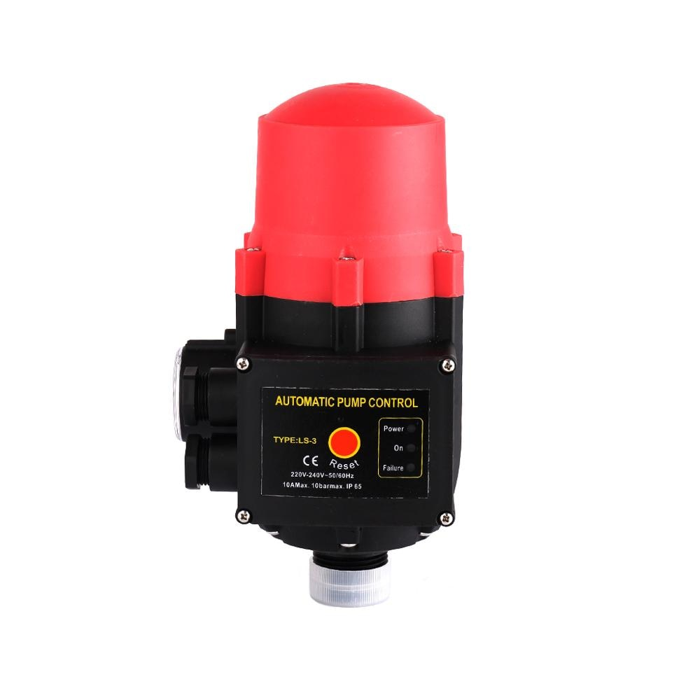 SHYLIYU-أجزاء مضخة المياه الكهربائية الأوتوماتيكية ، ومفتاح التحكم القابل للتعديل ، والملحقات ، ووحدة التحكم في ضغط الحديقة