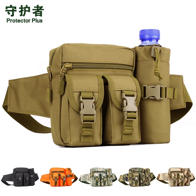 Protector Plus 2017 new men and women outdoor multi-purpose bag Tactical package climbing ride travel pocket chest