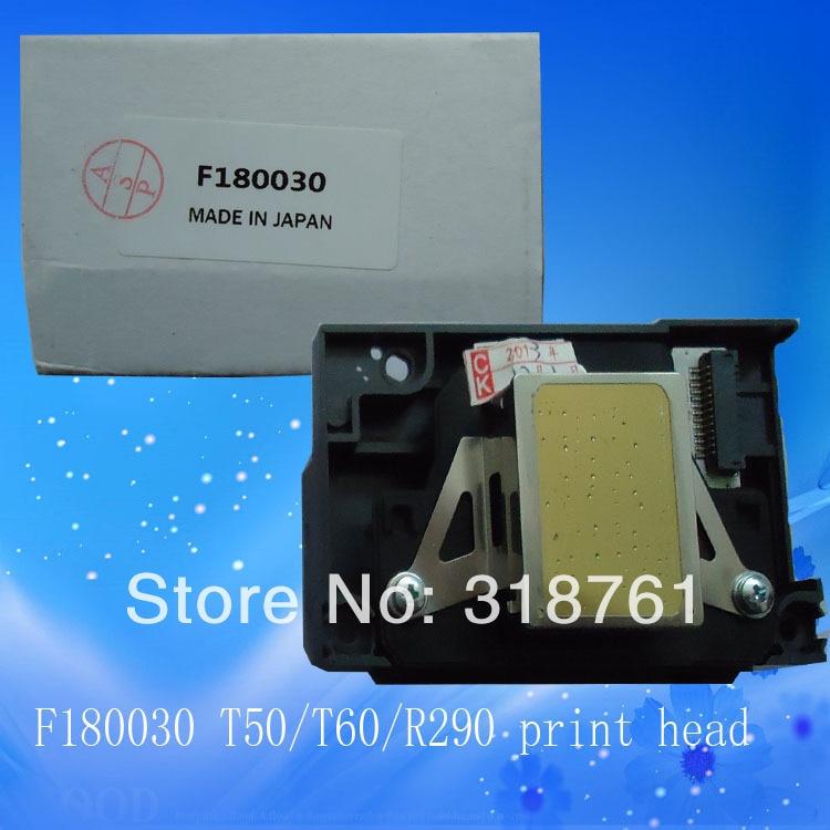 Original teardown new Print Head Printhead For Epson T50 A50 P50 T60 R280 R290 TX650 RX610 RX680 RX690 RX595 L800 L801 Printer