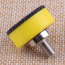 "CITALL 1"" 25mm Universal Car Polisher Buffing Waxing Polishing Pads M6 Wheel Backer Backing Plate Maintenance Tool"