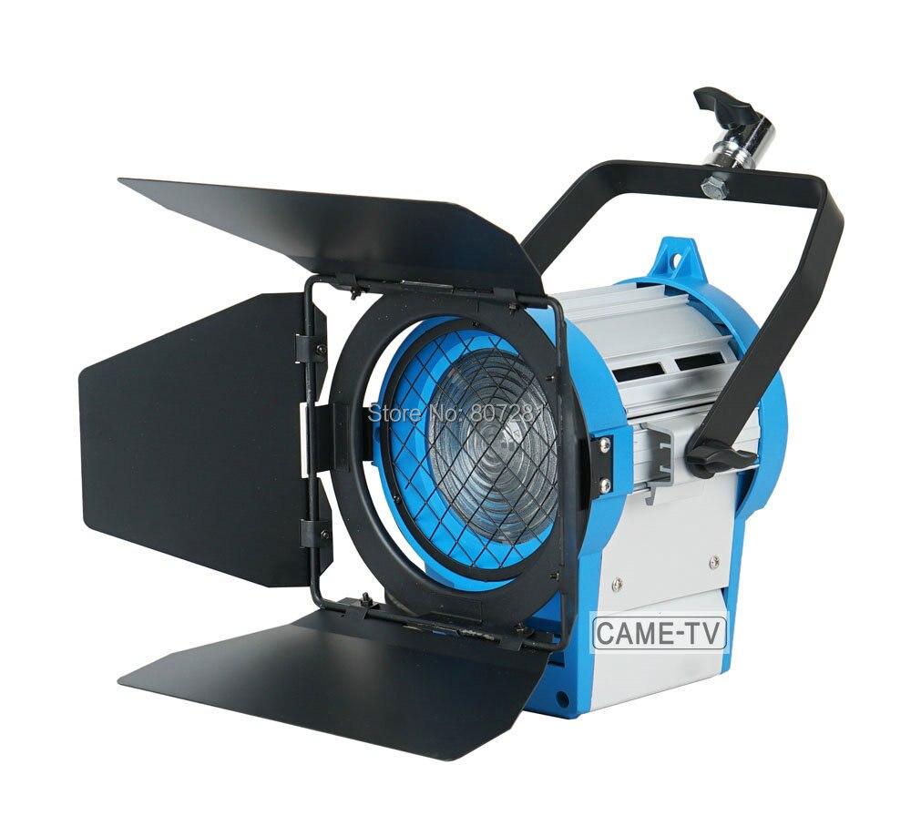 Pro As 300 W Fresnel Luz de tungsteno + atenuador luces de punto integradas