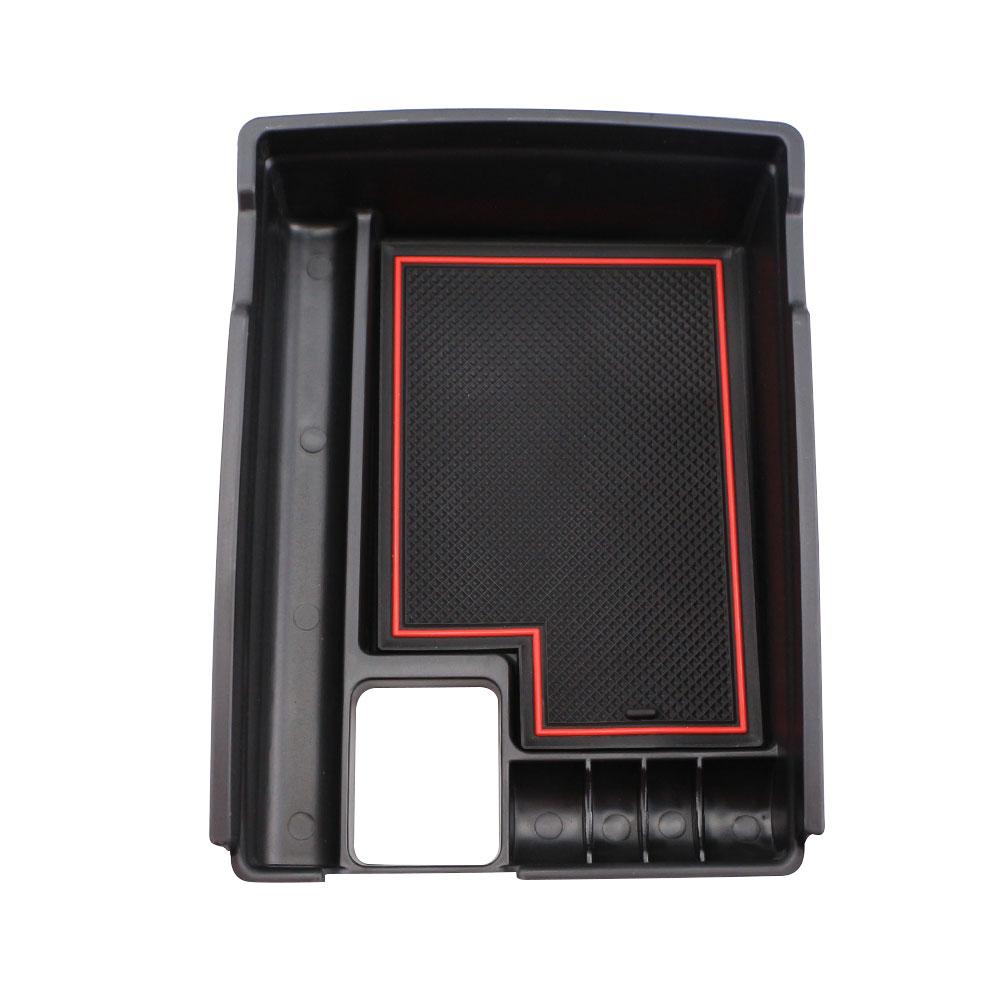 Jameo Auto Car Armrest Storage Box Center Console Boxes for Nissan X-Trail Xtrail T32 2014 2015 2016 2017 Rogue Accessories