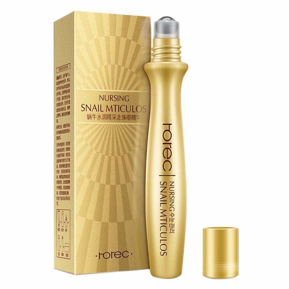 Eye Cream Contour Cream Remove Black Circle Wrinkles New Collagen Firming 24K Gold Repair Serum Makeup Maquiagem