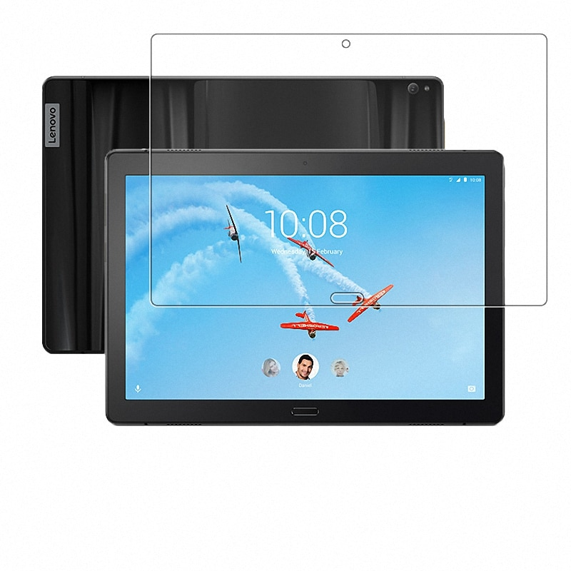 Protector de pantalla de vidrio templado para Lenovo Tab P10 Lenovo Tab M10 TB-X605F TB-X605L Tab E10 E8 E7 Tablet película de vidrio