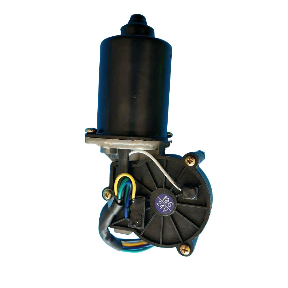 R140-9 R210LC-9 Wiper Motor 21N6-01281 for Hyundai Excavator, 6 month warranty