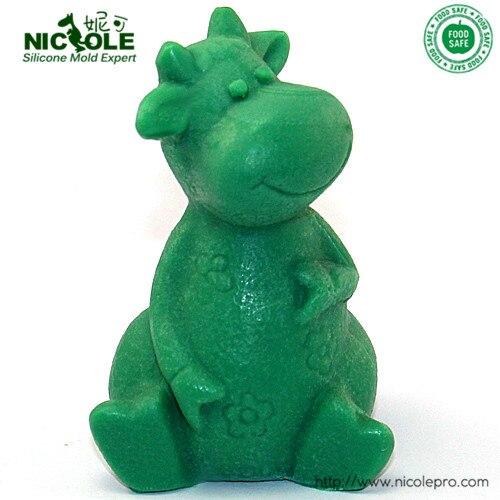 3D форма для мыла, гибкая форма из силикона, форма для печенья, полимерная форма для шоколада