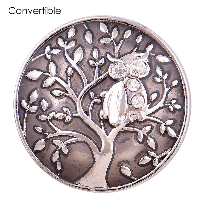 Rivca inserts  convertible magnet brooch a Christmas tree man Headscarf Scarf Clip Vintage Muslim Brooch magnetic pin brooch