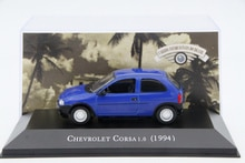 IXO Altaya 143 échelle Chevrolet Corsa 1.0 1994 jouets voiture moulé sous pression modèles édition limitée Auto cadeau Collection