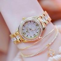Hot Sale Digital Dial Women Watches Import Quartz Watches Full Steel Ladies Dress Watch Zegarek Damski Girl Bracelet Watches