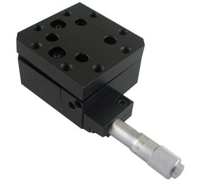 PT-QX03 منصة واحدة محور إمالة الحمولة عالية ، الميل اليدوي الدقيق المرحلة ، الميل المدى: ± 4 درجة