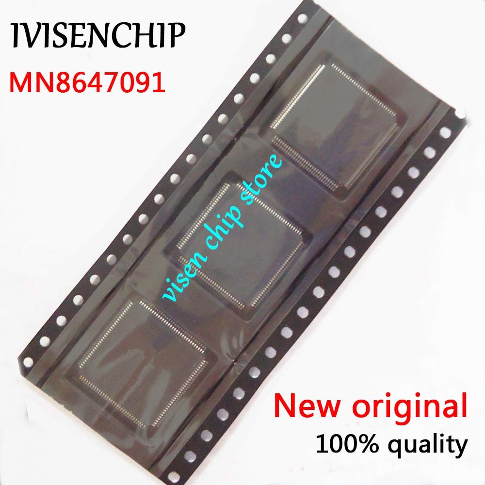5 قطعة MN8647091 QFP-100