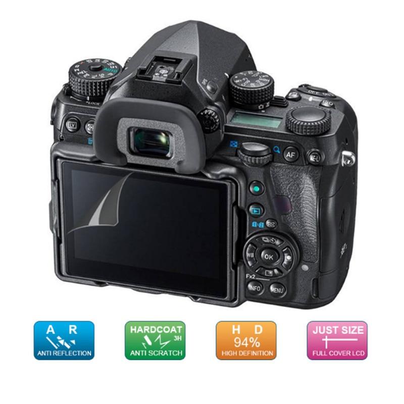 (2 uds, 1 paquete) Protector de pantalla LCD película protectora para Leica D-LUX (Typ 109) TYP109/Leica CL cámara Digital