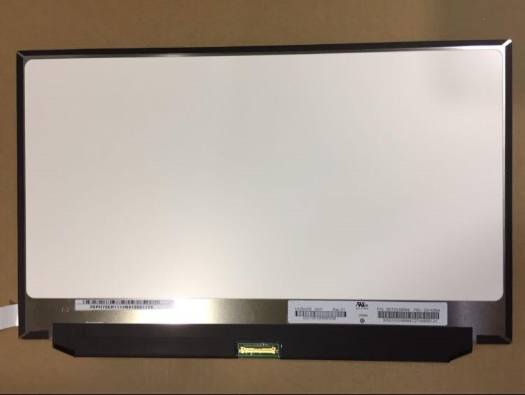 "IPS Matriz para Laptop 12.5 ""N125HCE-GN1 Tela LED LCD Para Lenovo thinkpad X260 00NY418 FHD 1920X1080 Slim recplacement"