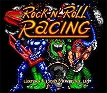 Rock N'Roll Racing Game Cartridge Newest 16 bit Game Card For Sega Mega Drive / Genesis System