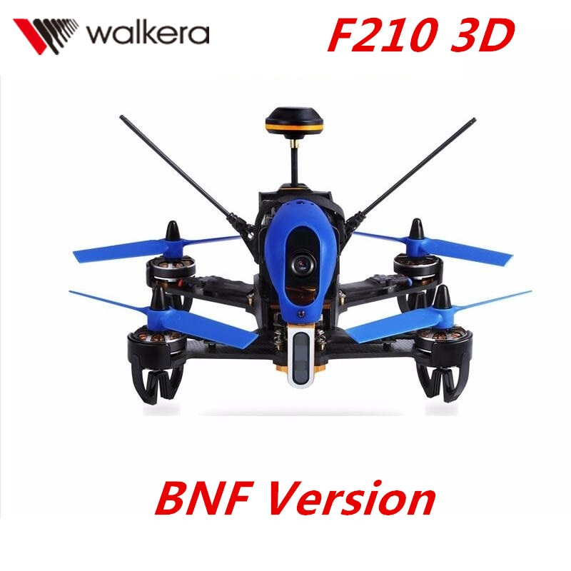 Walkera F210 3D Edition BNF Version without Remote Controller RC Racing Drone quadcopter with OSD /