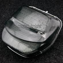 Moto LED feu arrière intégré clignotants pour HONDA CBR 1100XX 1999-2001