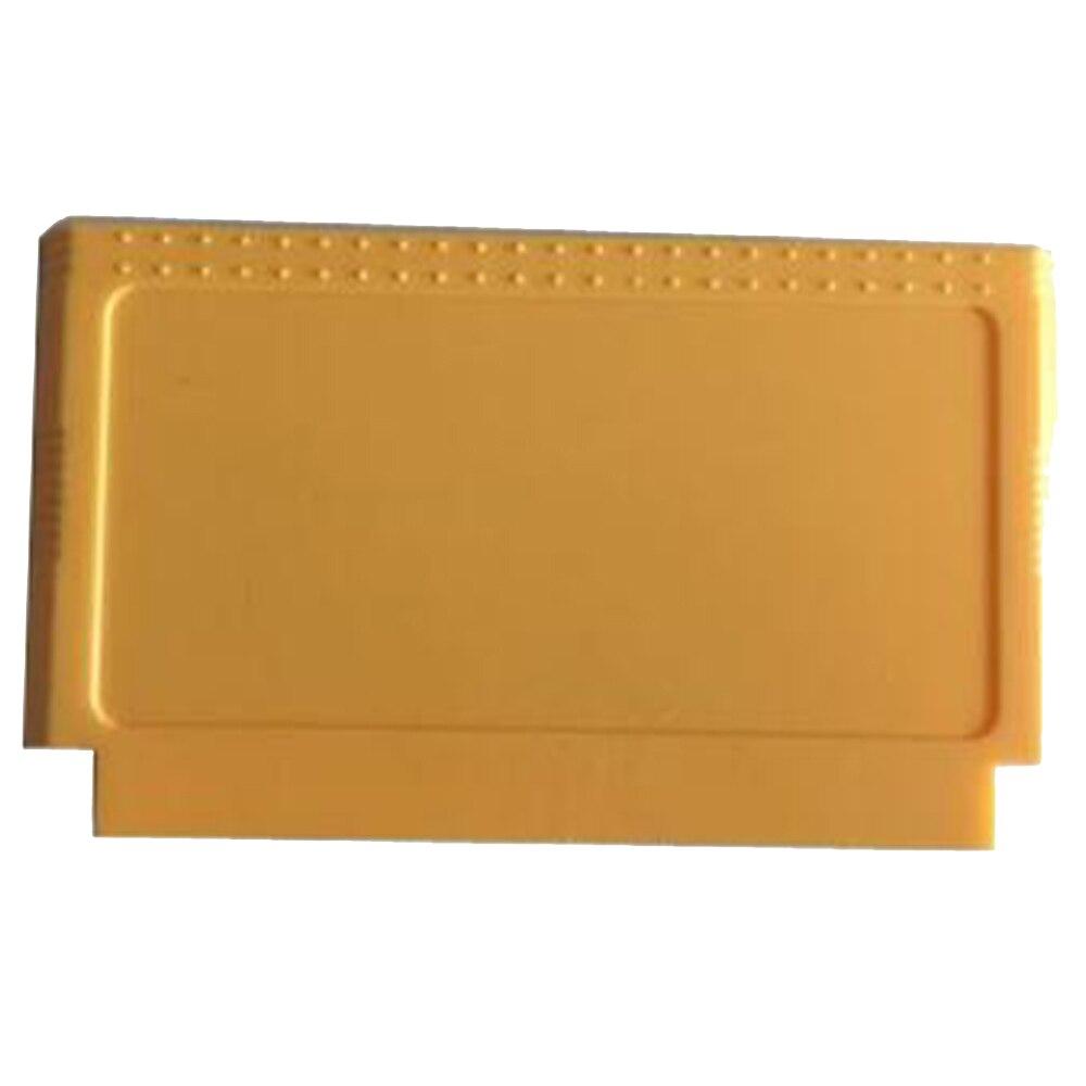 10 шт. для NES FC сменный игровой Картридж для игровой карты 8-битная оболочка для игровой карты желтый/синий