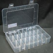24 grid Parts storage, electronic components storage box