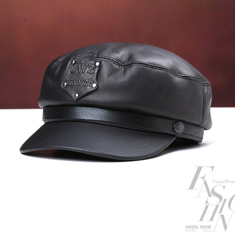 Svadilfari جديد 2021 قبعة عسكرية 100% جودة عالية جلد البقر الشتاء الاحترار الرجال النساء قبعة للأب الأم هدية hot البيع