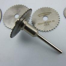 6pcs Mini HSS Circular Saw Cutting Disc Blades Cutter Diamond Circular Abrasive Drill Ratory Tools Accessories wonder cutter _WK