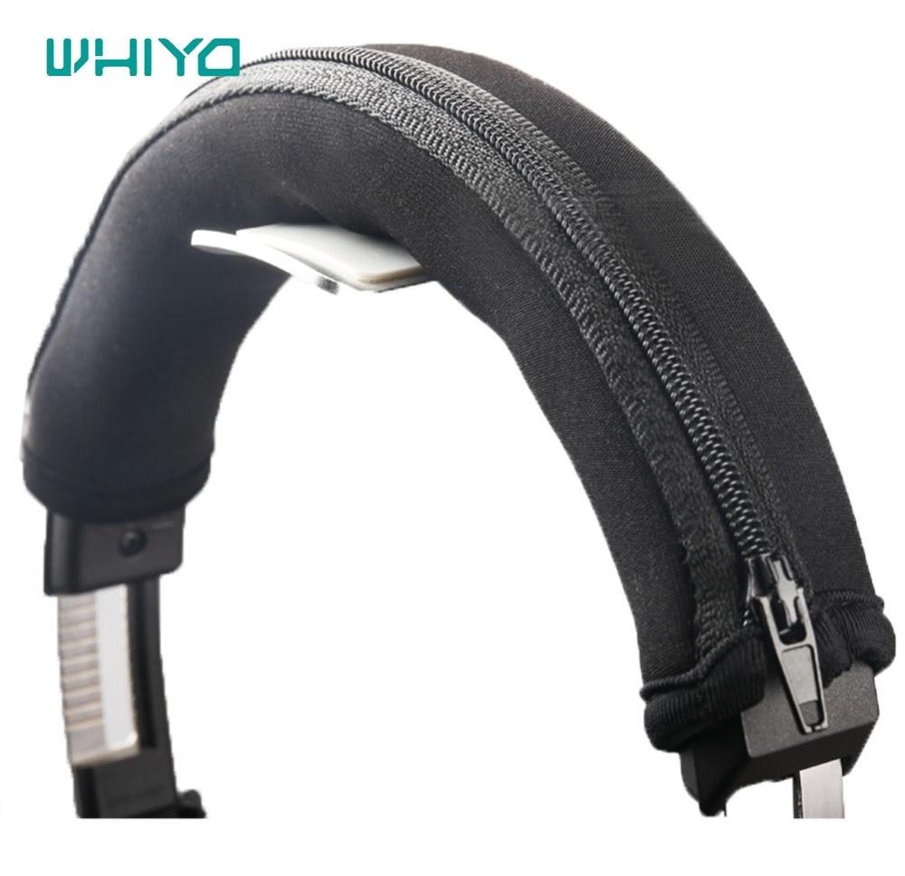 Whiyo 1 pcs of Bumper Head Pads Headbands Cushion Pads for W800BT W808BT W820BT W830BT Headphones