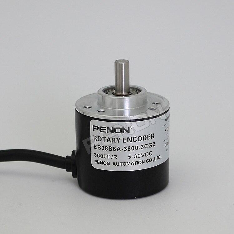EB38S6A-2500-3NG2 codificador EG-FG-CG-6HG-4LG-PG-TG-1000-360-500