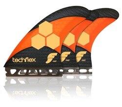 Futuros AM2 Techflex 5-Fin Set Bloco EVA