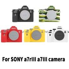MingLu Lightweight Camera Bag Case Protective Cover for Mirrorless camera sony a7III a7m3 a73 a7rIII a7r3 III digital camera