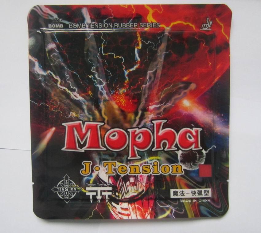 Original Epoch Mopha J. Tension ténis de mesa de borracha com esponja Japão magia rápido loop interno da energia raquete de tênis de mesa raquete
