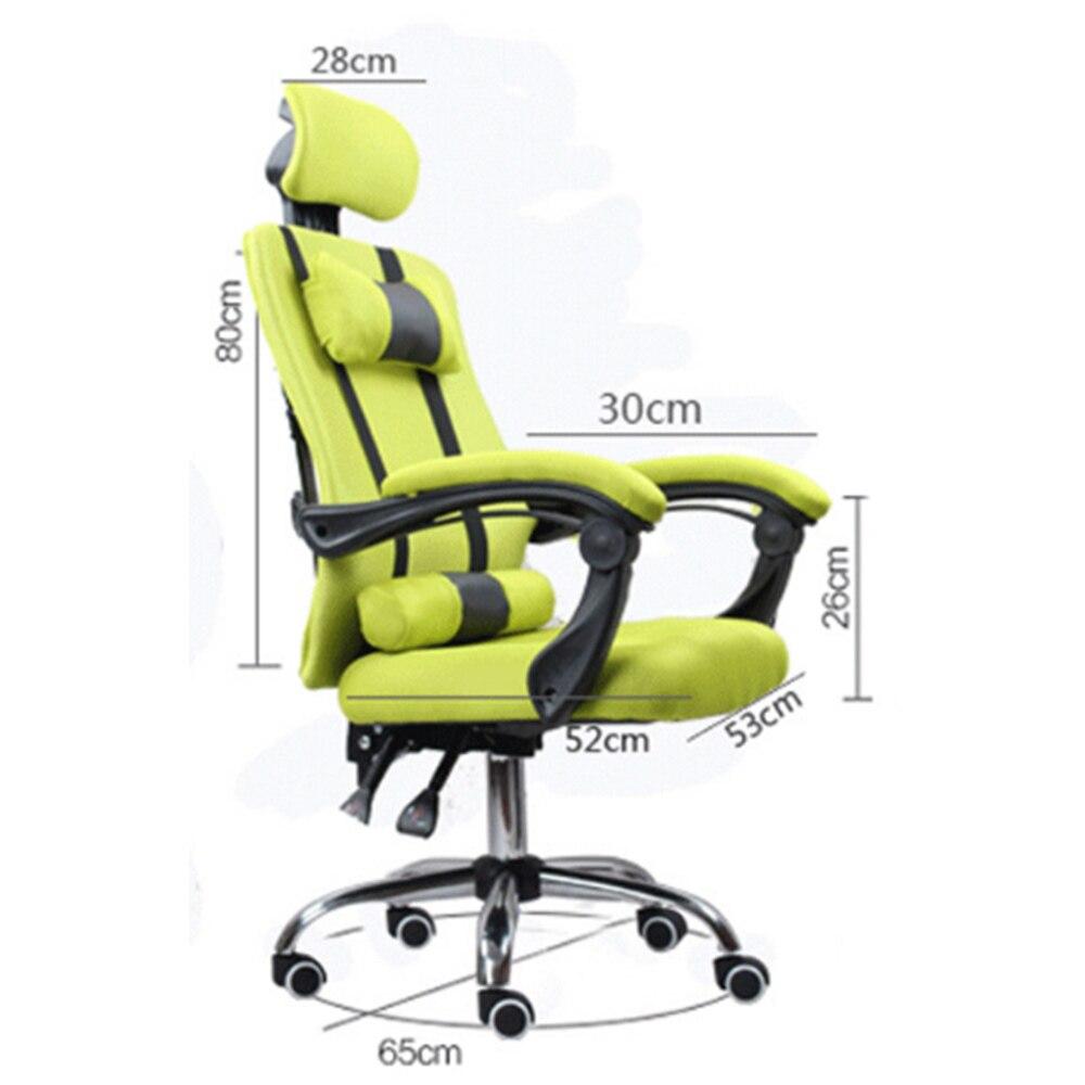 Cavev W001 Экран Ткань Компьютер стул ткань для работы в офисном Кресле сотрудника