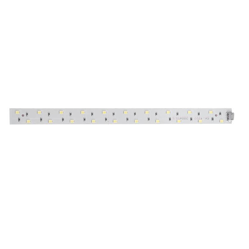 Alloyseed 20 см 20 LED 6400K Мини Складная софтбокс лампа полоса жесткий свет трубка свет освещение для комнаты полосы Фото съемка аксессуар