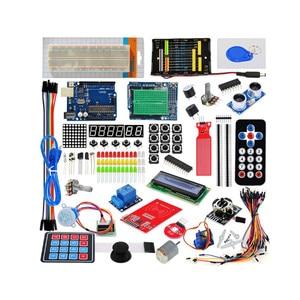 Module Kit Starter Kit Development Board Kit Project Starter Kit w/Tutorial Compatible for Arduino UNO r3