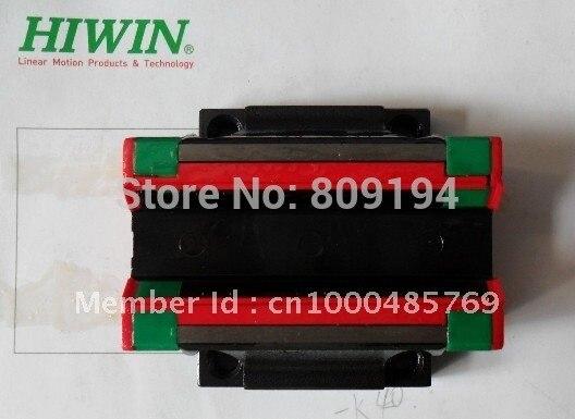 10 unids CNC hiwin HGW15C guía lineal