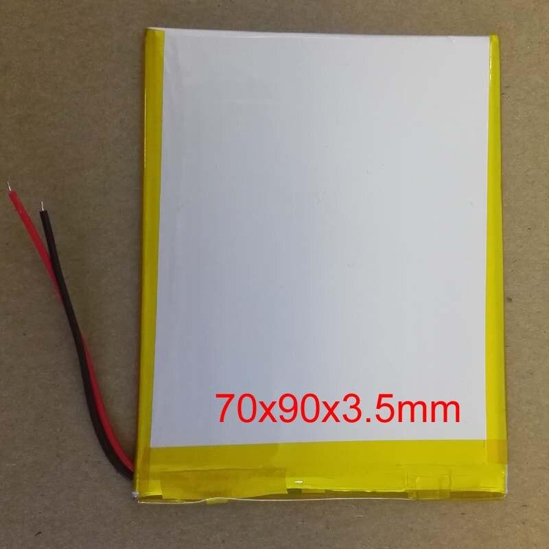 For Irbis TZ714 TZ716 TZ717 TZ721 TZ723 TZ724 TZ725 TZ726 TZ771 TZ777 3G Tablet Battery inner 3500mah 3.7V Polymer li-ion