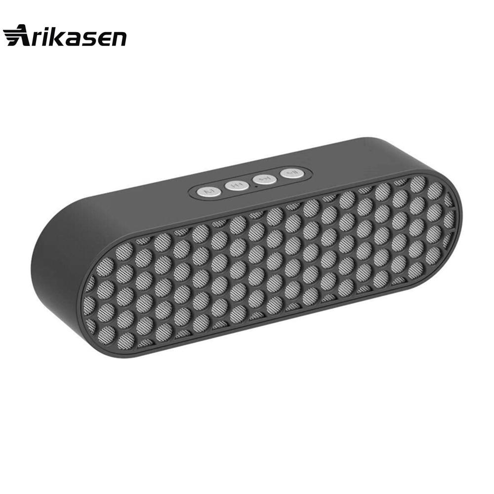 Altavoz Bluetooth Altavoz inalámbrico portátil sistema de sonido Bluetooth 5,0 estéreo 3D música envolvente soporte Bluetooth TF AUX USB