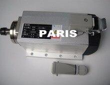 800 w 공기 냉각 cnc 밀링 스핀들 모터 24000 rpm ac220v, 400 hz
