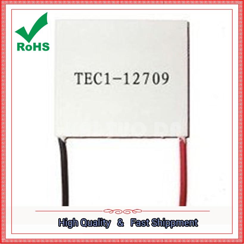 Kälte chip semiconductor high-power kälte film TEC1-12709 40*40 MM große temperatur unterschied