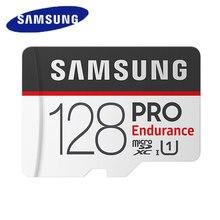 Samsung tarjeta de memoria MicroSD de 32GB 64GB 128GB TF tarjeta SDHC SDXC U1 C10 UHS-I cartao de memoria de 100 MB/S 4K FHD Video para Carcorder
