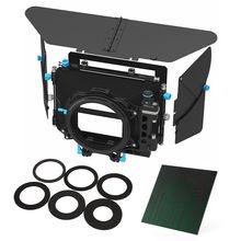 FOTGA DP500III DSLR boîte mate pivotante + filtre en verre ND1000 4X4