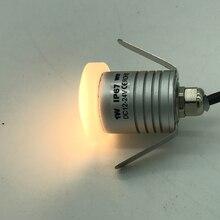 3PCS Mini Spot Light + Dimmable Transformer 1W CREE 12V 24V Outdoor LED Spotlight Lighting for Deck Furniture