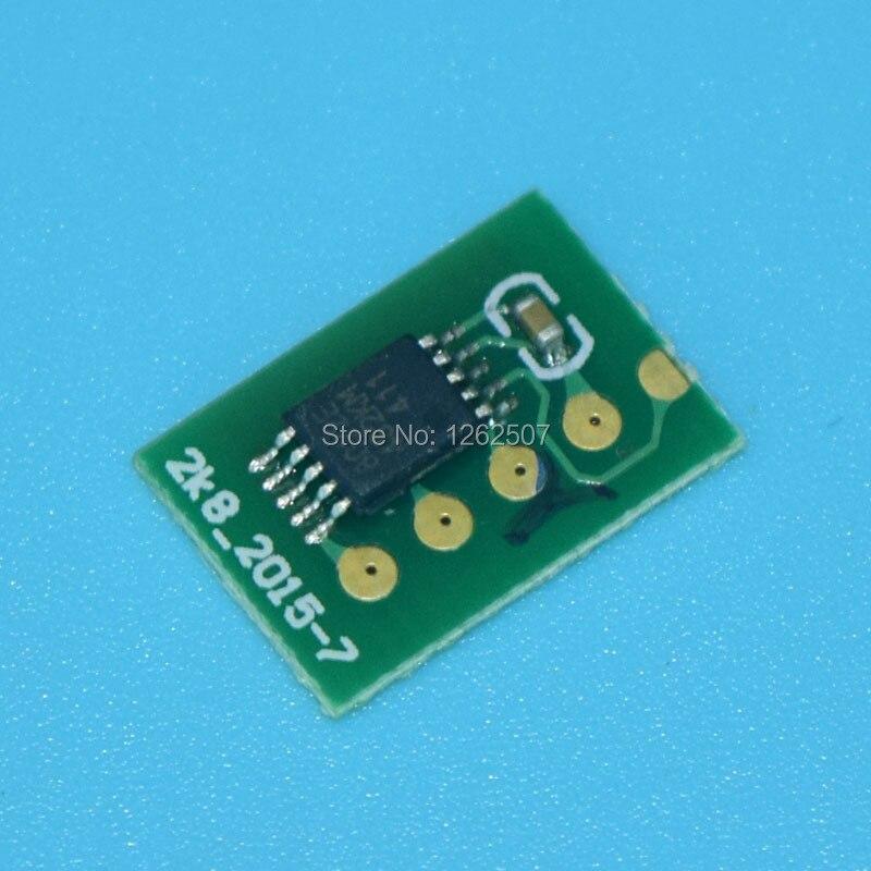 Reset Auto chips para hp 72 arco chip para hp T610 T770 T790 T1100 T2300 (todos para hp 72 cartuchos sólo necesita una pieza de trabajo